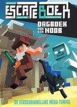 Dagboek van een noob  -   Escape boek