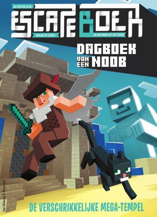 Dagboek van een noob - Escape boek - Cube Kid |