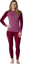 Thermoset Dames - Red Violet - Maat L