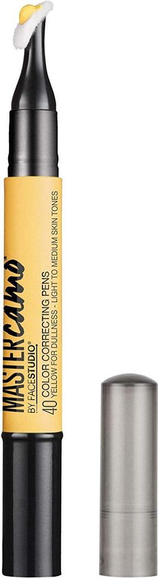 Maybelline Master Camo Color Correcting Pen – 40 Yellow