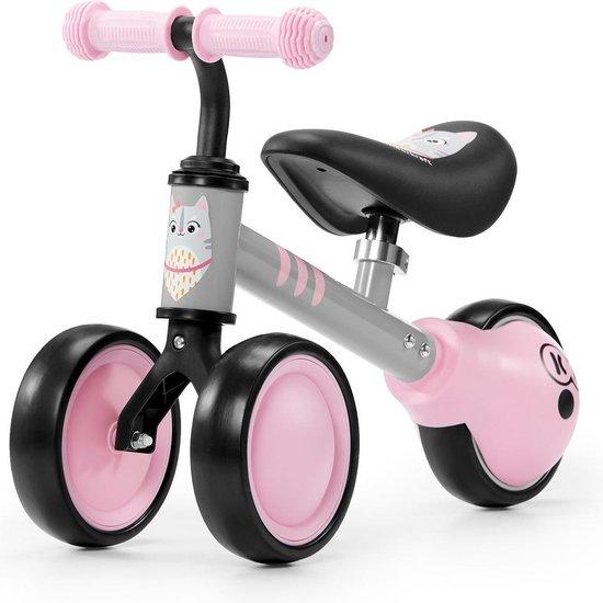 Kinderkraft Loopfiets Cutie Roze