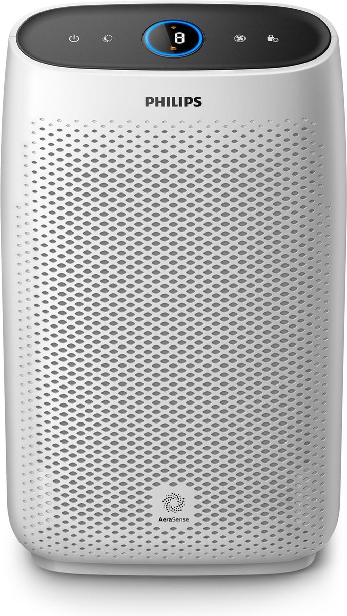 Philips AC1214/10 – Luchtreiniger – Connected – Wit