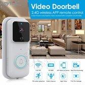 Smart WiFi Deurbel 1080P Draadloze HD Video Ring Intercom Infrarood Nachtzicht Home Security Sets