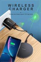 TeleTrend4U Qi draadloze oplader - 10W - Zwart (2020) TOPK