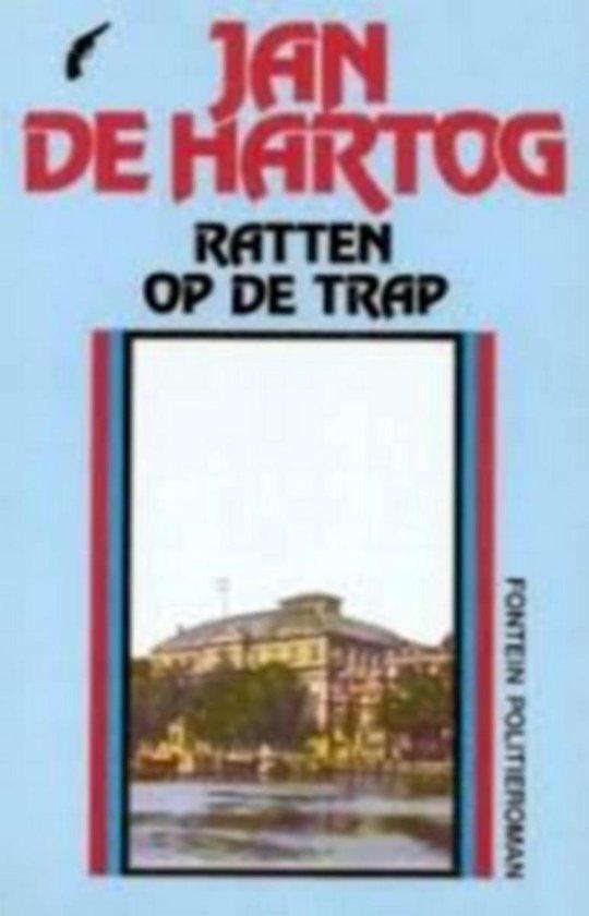 Ratten op de trap - Jan de Hartog  
