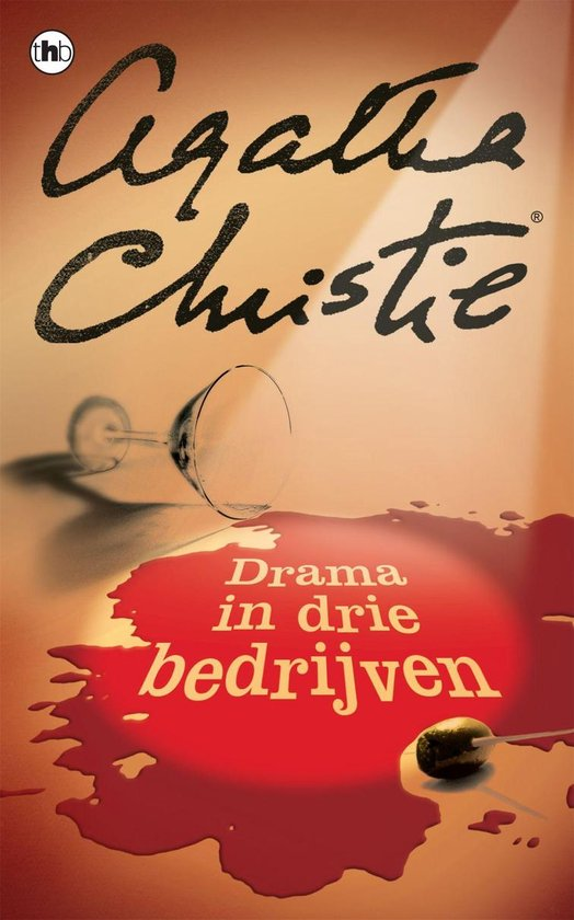 Poirot 11 - Drama in drie bedrijven