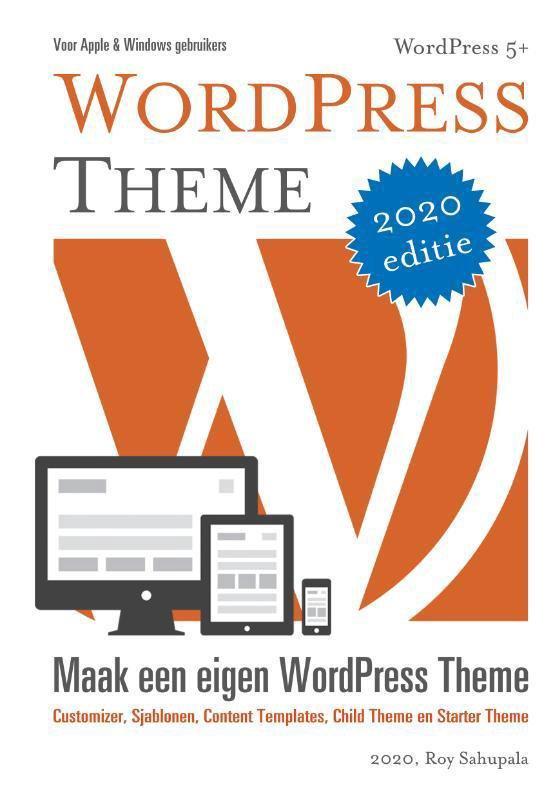 WordPress Theme - Roy Sahupala |