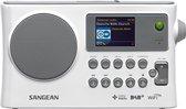 Sangean WFR-28C - Fusion 280 Internet Radio met DAB+ en FM - Wit