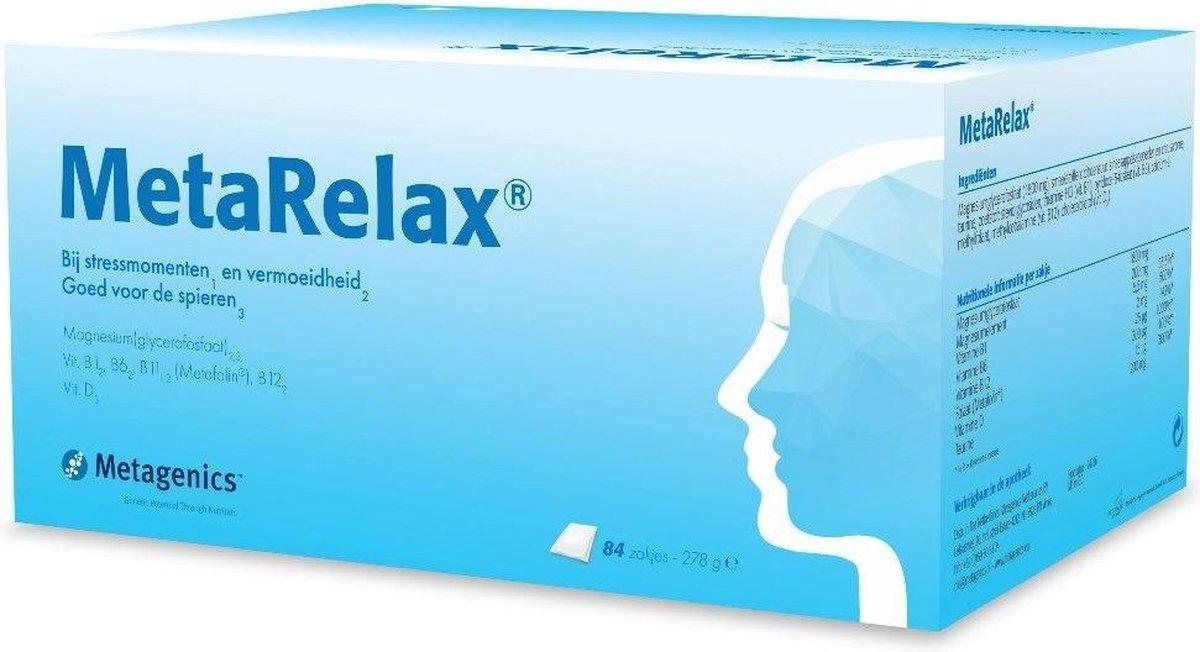 MetaRelax (84 zakjes) -