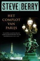 Cotton Malone  -   Het complot van Parijs