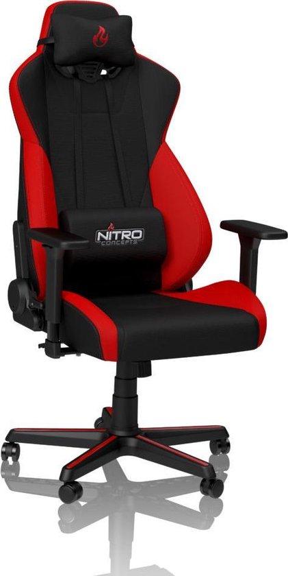 Nitro Concepts S300 - Gamestoel voor lange gamers