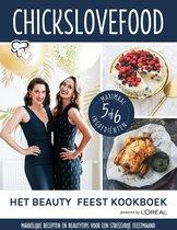 Chickslovefood Het Beauty & Feest Kookboek | Nina & Elise