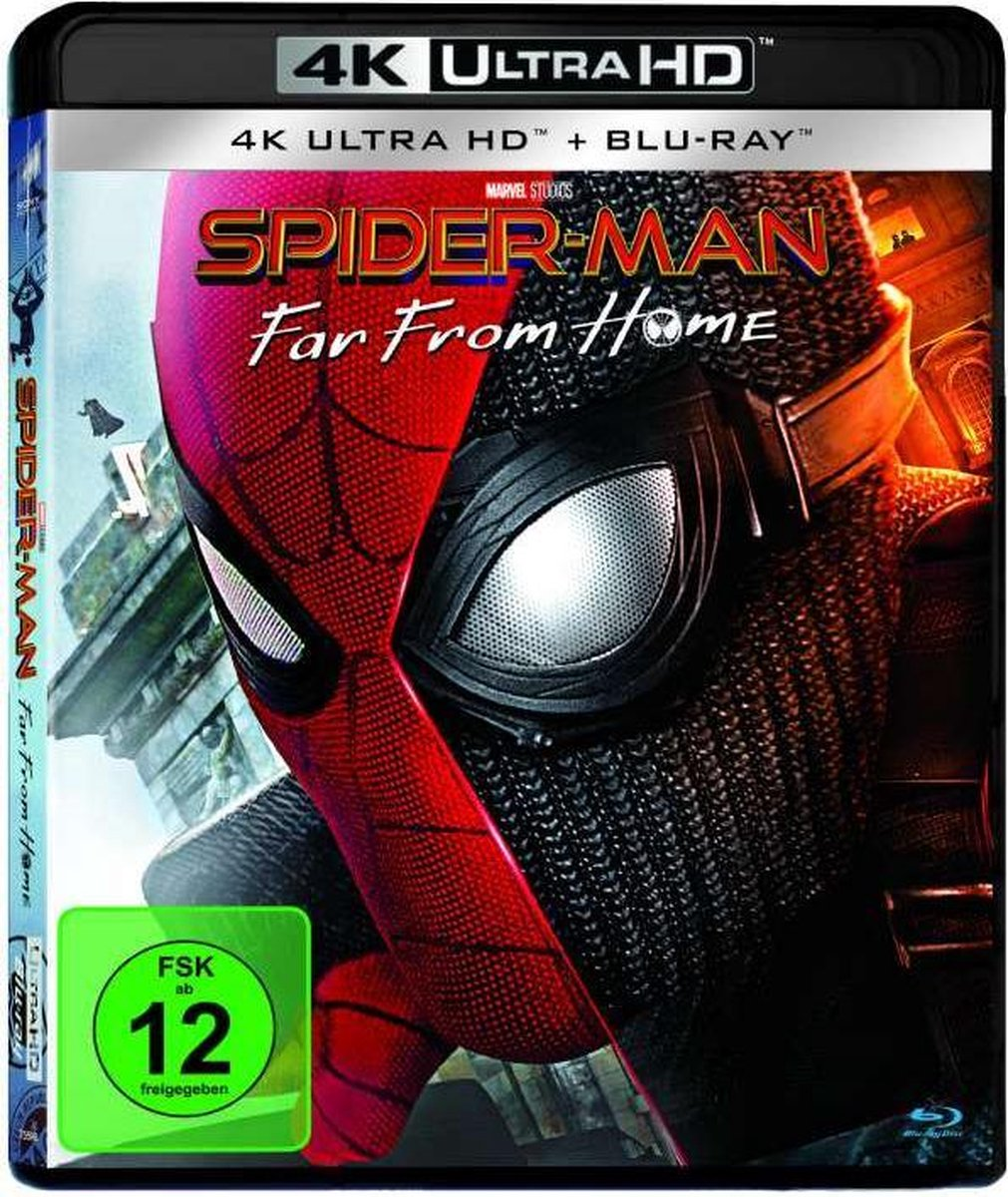 Spider-Man: Far from Home (Ultra HD Blu-ray & Blu-ray)-