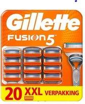 GILLETTE FUSION 5 SCHEERMESJES VOORDEELPAK