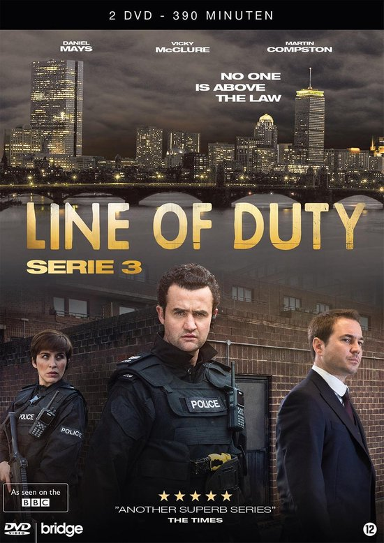 Line Of Duty - Seizoen 3 - Tv Series