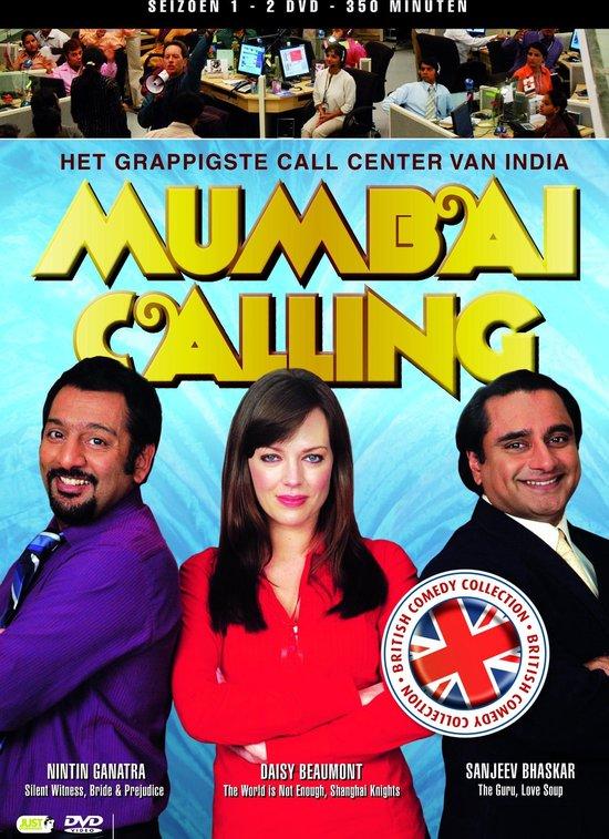 Cover van de film 'Mumbai Calling'