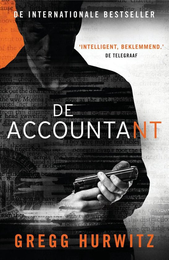 Orphan X - De accountant - Gregg Hurwitz |