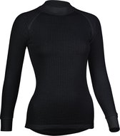 Avento Thermoshirt Lange Mouw Vrouwen - Zwart - Ma