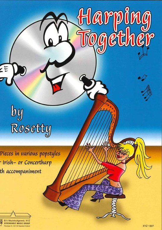 Groovy harping together - Rosetty  