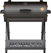 Boretti Barilo Houtskool barbecue - 84x41 - Antraciet