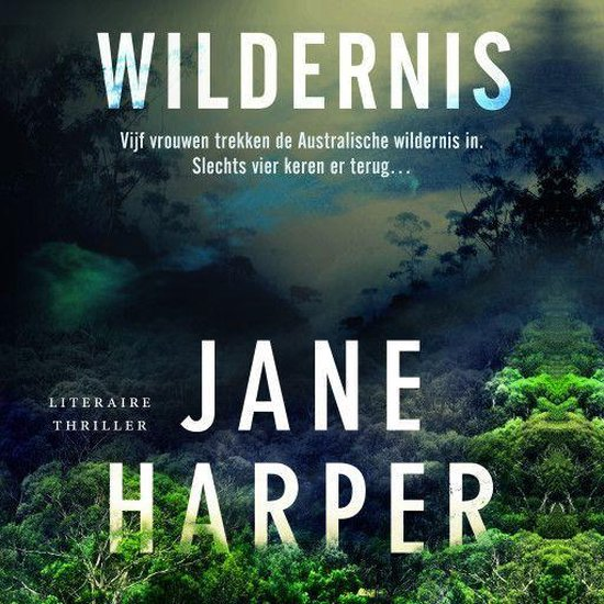 Aaron Falk 2 - Wildernis - Jane Harper |