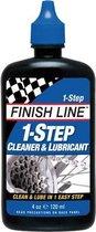 Olie finish clean & lube 1 step flacon 120ml