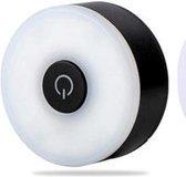 Fietsverlichting Usb Oplaadbaar - Achterlicht Fiets LED - USB Oplaadbaar Fietslampen - Rugzak Led - Zwart