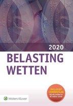 Belastingwetten 2020 - pocketeditie