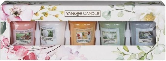 Yankee Candle Cadeauset Garden Hideaway Collection