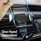 Universele Telefoon Houder Auto Ventilatierooster - Ventilatie - Rooster - Ventilator - Dashboard - GSM - Mobile Phone Holder Car