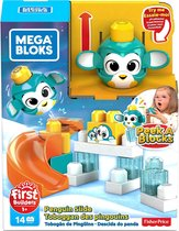 Mega Bloks Pinguïn - Constructiespeelgoed