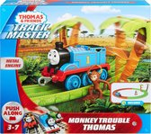 Thomas & Friends Trackmaster Apenstreken Speelset - Speelgoedtrein