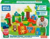 Mega Bloks Bosvriendjes - Constructiespeelgoed