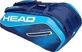 Head Tour Team 12R Monstercombi Tennis Tennistas - Blauw
