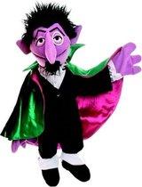 Living Puppets handpop Graaf Zahl vampier 65cm