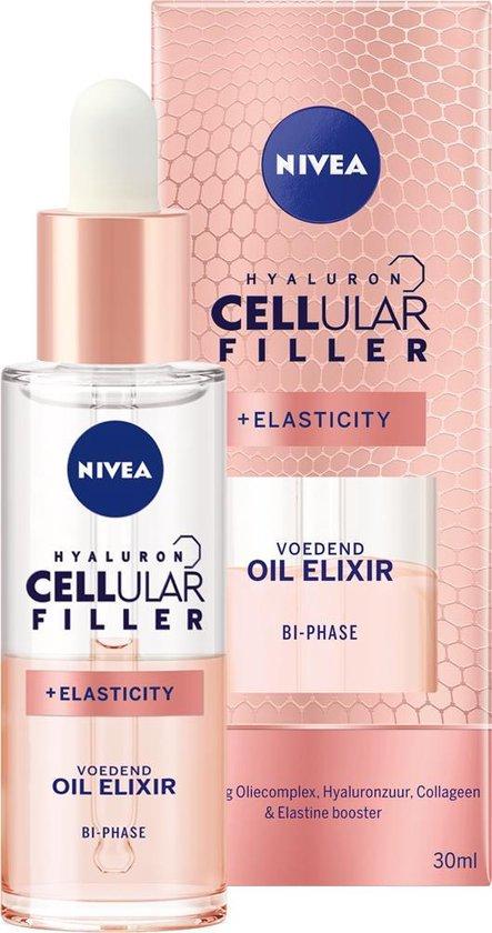 NIVEA Hyaluron CELLular Filler +Elasticity Serum - 30 ml