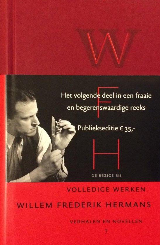 Volledige werken van W.F. Hermans 7 - Volledige werken 7 - Willem Frederik Hermans |