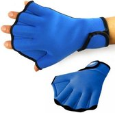 Handzwemvliezen - Neopreen - Hand peddels maat L (volwassenen)