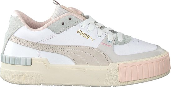 Puma Dames Lage sneakers Cali Sport Mix Wn's - Wit - Maat 40 ...