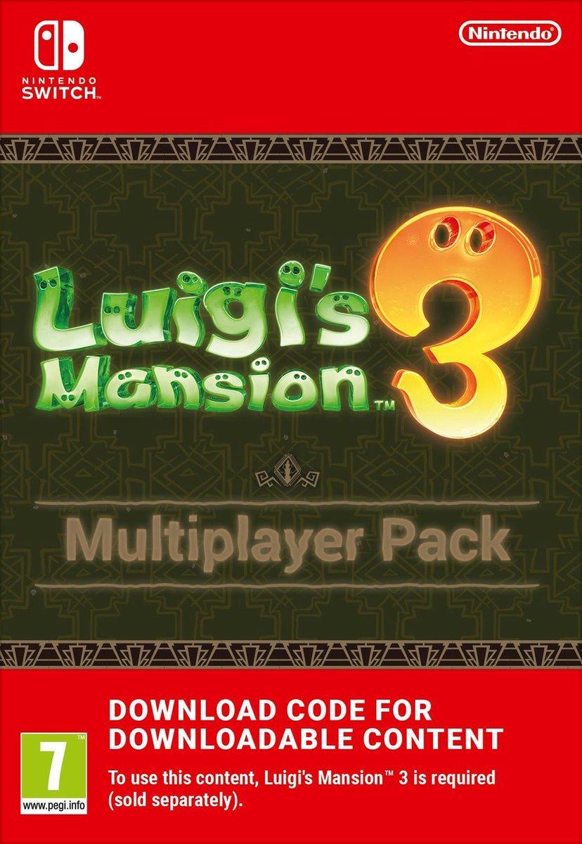 Luigi's Mansion 3 - Multiplayer Pack - Nintendo Switch Download
