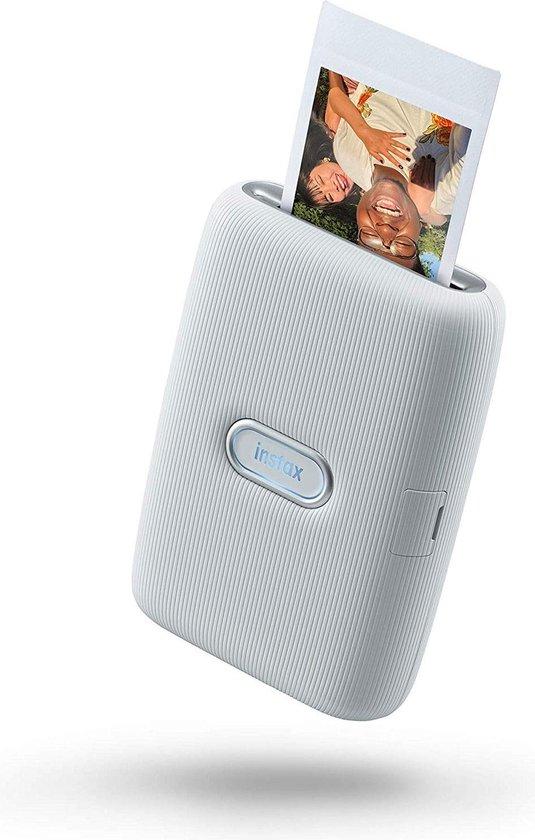 Fujifilm Instax Mini Link Printerbundel - Ash White