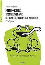 Mini-kids stottertherapie bij jonge kinderen