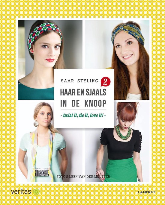 Haar en sjaals in de knoop 2 - Saar Styling | Fthsonline.com