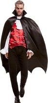 SMIFFYS - Gothic vampier heer kostuum voor mannen - XL - Volwassenen kostuums