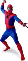 Marvel Spiderman - Kostuum Volwassenen - Maat XL - 56/58 - Carnavalskleding
