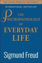 Boek cover The Psychopathology of Everyday Life van Sigmund Freud