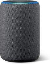 Amazon Echo (3de generatie) |Smart Draadloze Luidspreker | Zwart