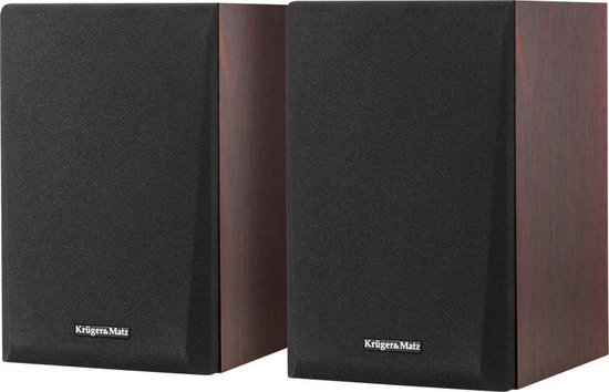 "Krüger & Matz KM0538 Actieve luidsprekers ""spirit 2.0"""