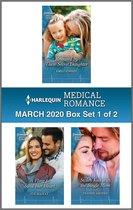 Harlequin Medical Romance March 2020 - Box Set 1 of 2