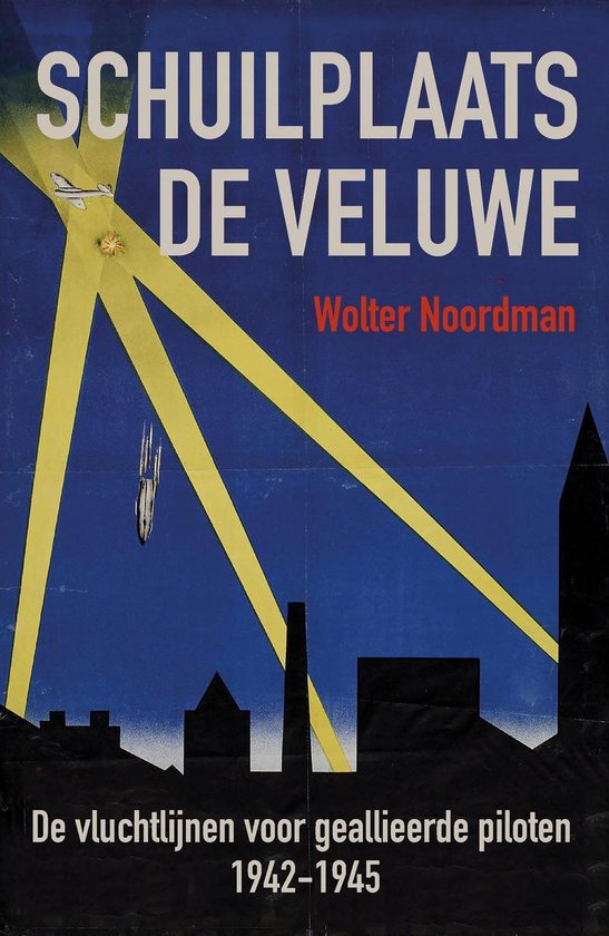 Schuilplaats de Veluwe - Wolter Noordman |